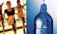 Фитнес и вода