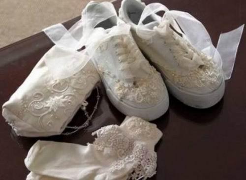 Топ-10 самых странных свадебных туфель! Вы бы носили такое, в самый важный день в вашей жизни?