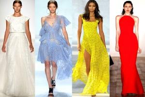 Весенняя мода нынешнего года - раскрываем секреты