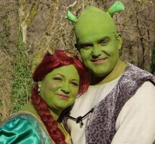 Самые странные свадьбы!