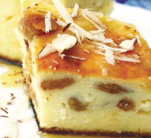 Сладкий пирог из творога рецепт