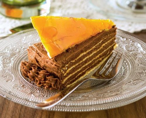 Торт добош, рецепт всего за 1 час