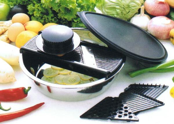 Как быстро нарезать овощи