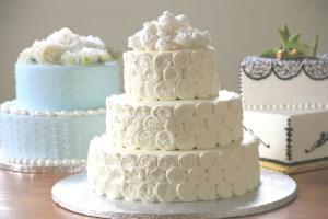 10 шагов, чтобы выбрать идеальный свадебный торт