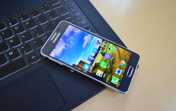 4 место –Samsung Galaxy Альфа