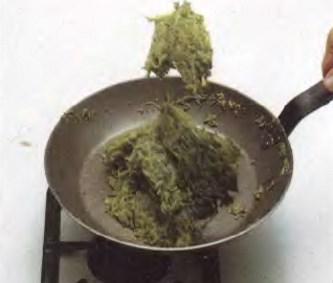 Начинка из овощей. Приготовление овощей для начинки