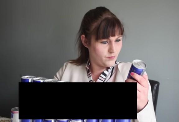 Эта женщина пила по 20 энергетиков в день в течение 4-х лет!