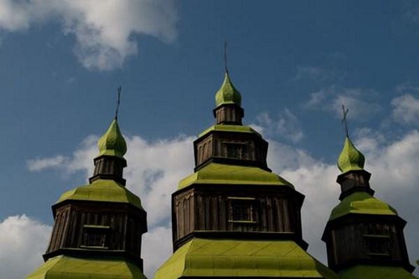 Церковь Святой Параскевы. Достопримечательности Киева