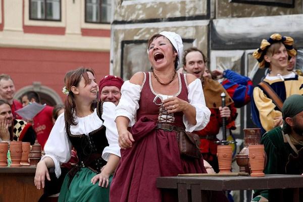 Чешские традиции теперь и в России