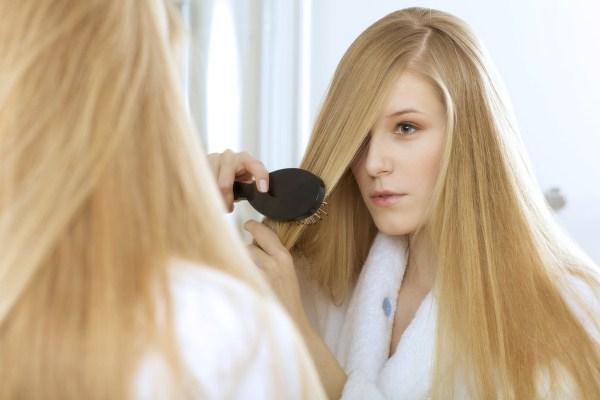 Несколько эффективных методов против выпадения волос